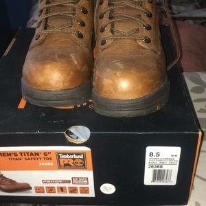 Timberland Titan Safety Toe Boot